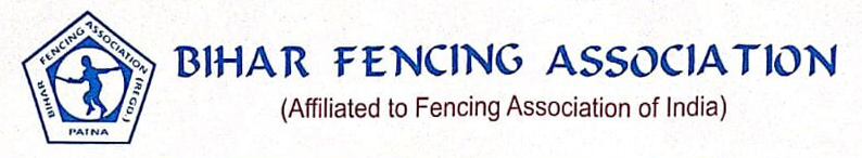 Bihar Fencing Association Logo